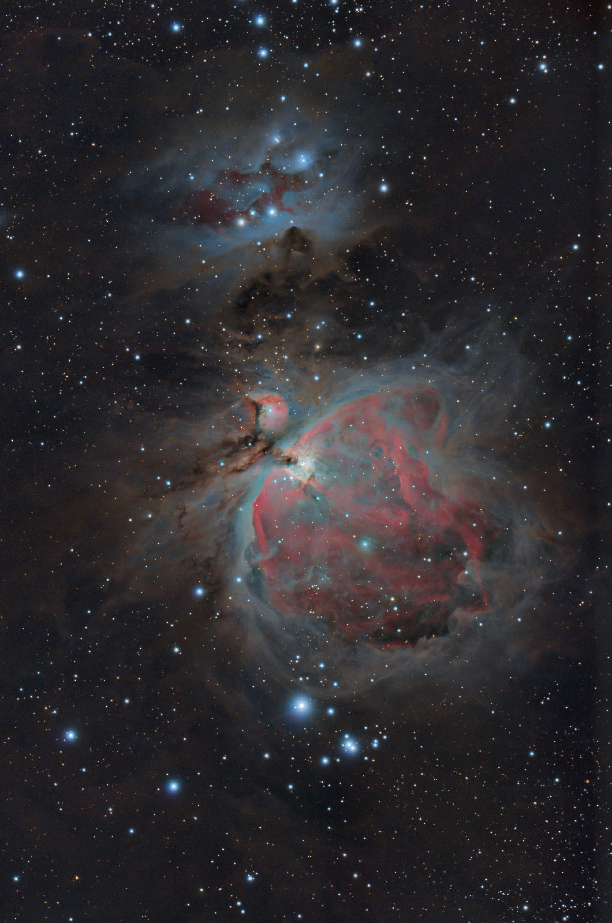 Messier 42 Orionnebel