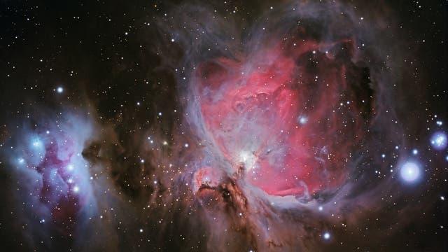 Der Orionnebel M 42