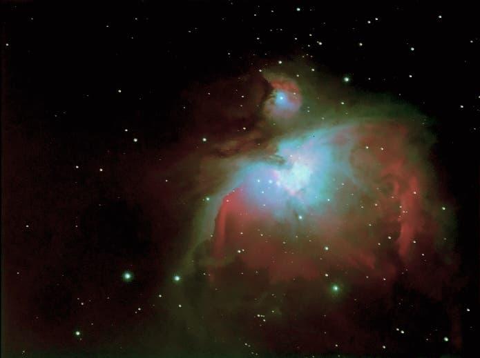 Sternenwiege M 42 vom 3.2.2009