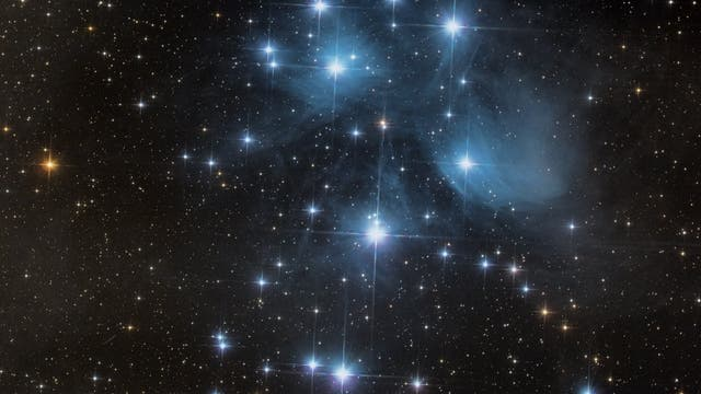 Plejaden / Messier 45