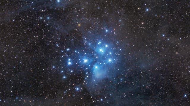 Messier 45 Plejaden