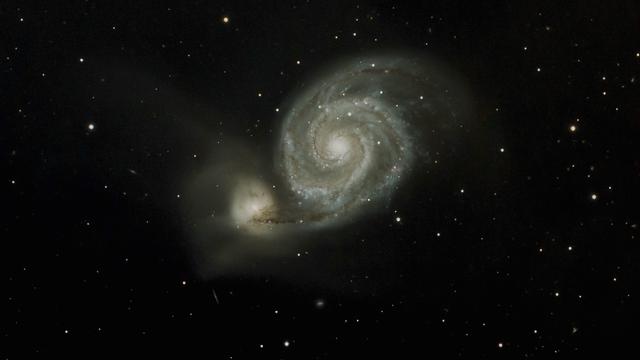 Die Whirlpool-Galaxie M51