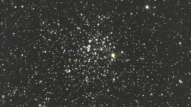 M52 – Offener Sternhaufen in Cassiopeia
