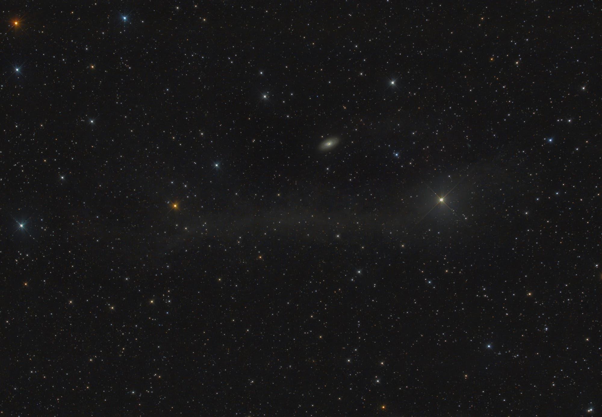 Messier 64 Blackeye-Galaxie - 2