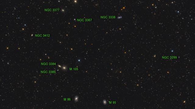 M 95 und M 96  (Objekte)