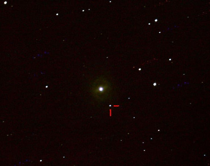 Supernova in M 95?