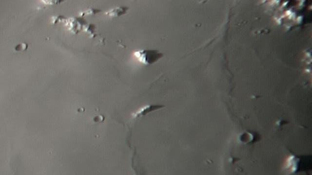 Berge Mare Imbrium