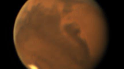 Mars am 22. September 2020