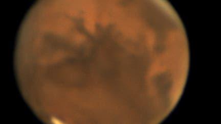 Mars vom 25. Oktober 2020