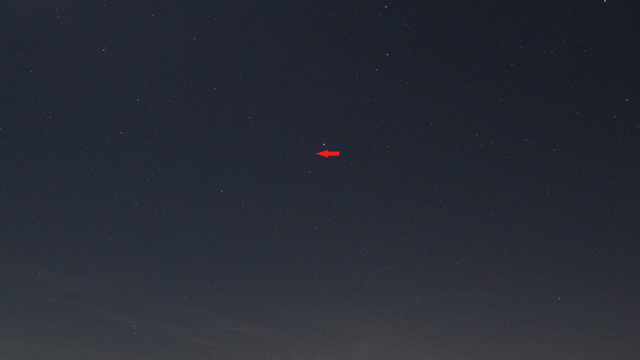 Konjunktion Mars-Uranus am 13. Februar 2019