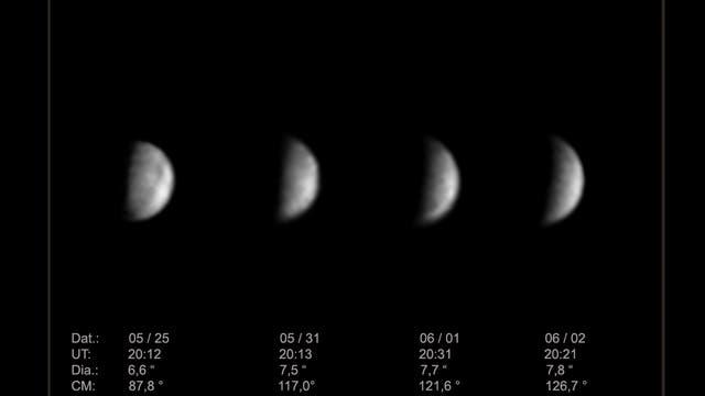 Merkur Mai / Juni 2020
