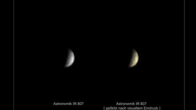 Merkur am 1. Juni 2020