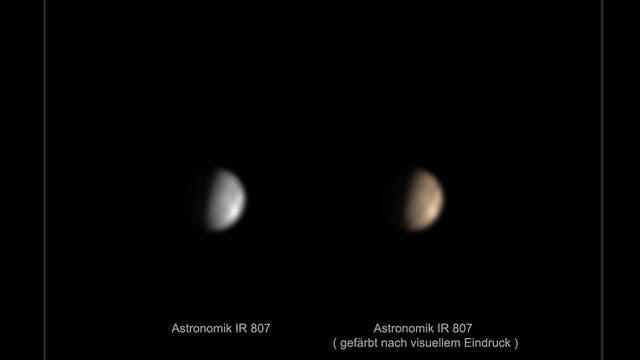 Merkur am 25. Mai 2020