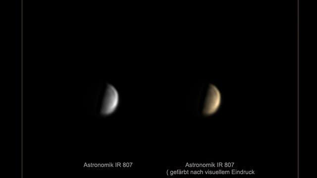Merkur am 29. Mai 2020