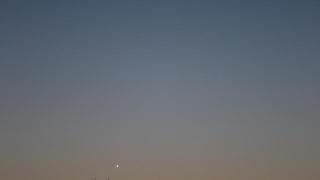 Merkur und Venus am 14. März 2018