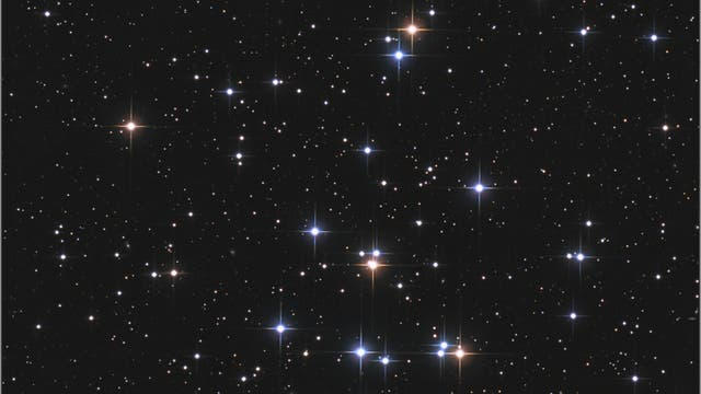 Messier 44 (The Beehive Cluster)