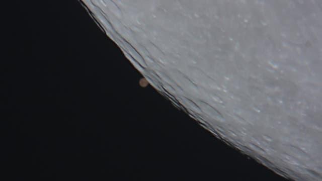 Mond Mars Bedeckung