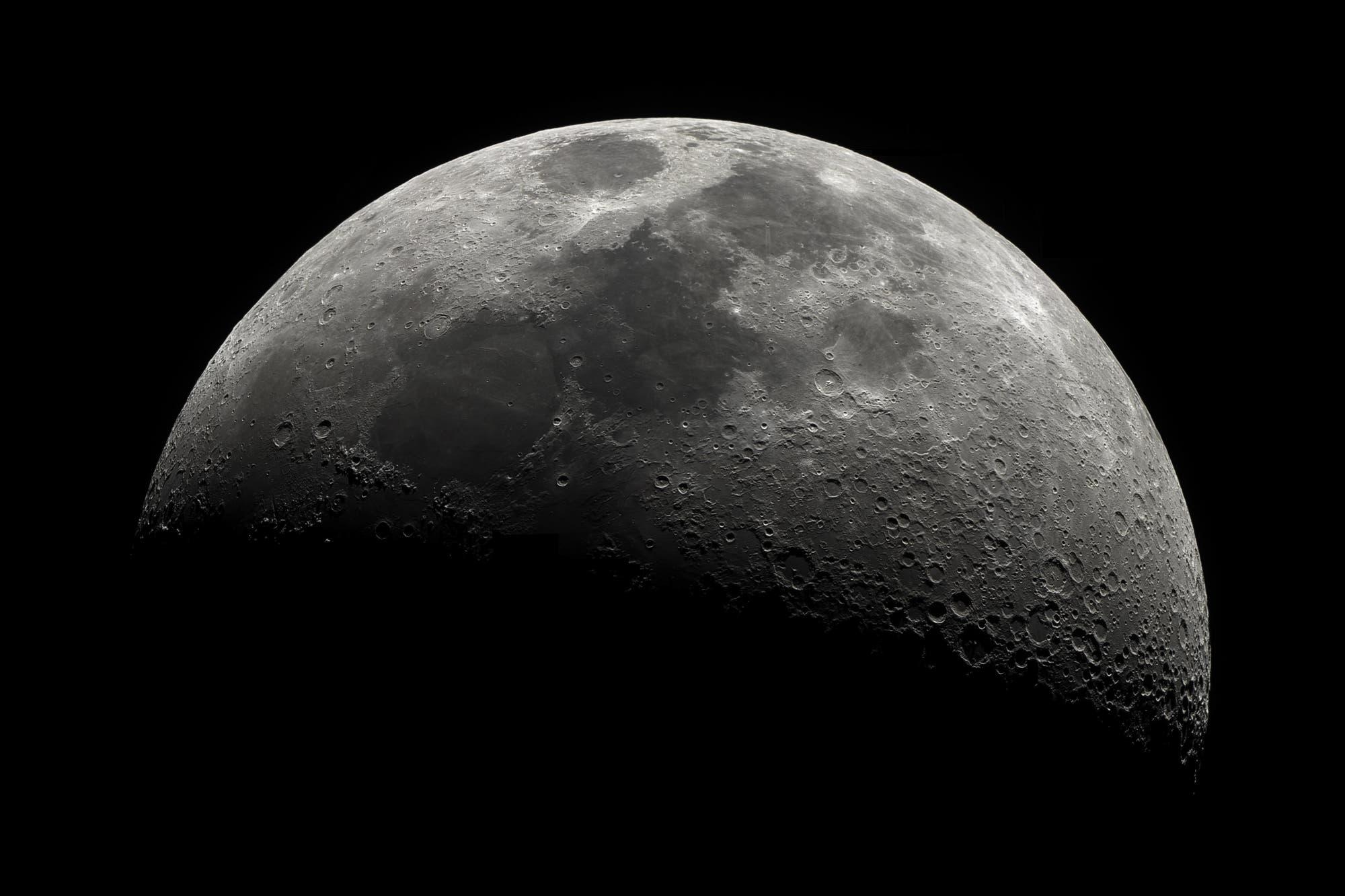 Mond via Dobson
