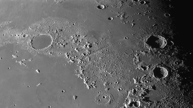 Der Mond am 30. Juli 2021 (2)