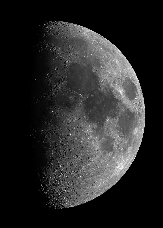 Mond vom 16. November 2018