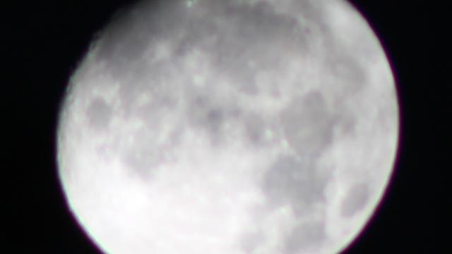 Mond gibt Aldebaran frei