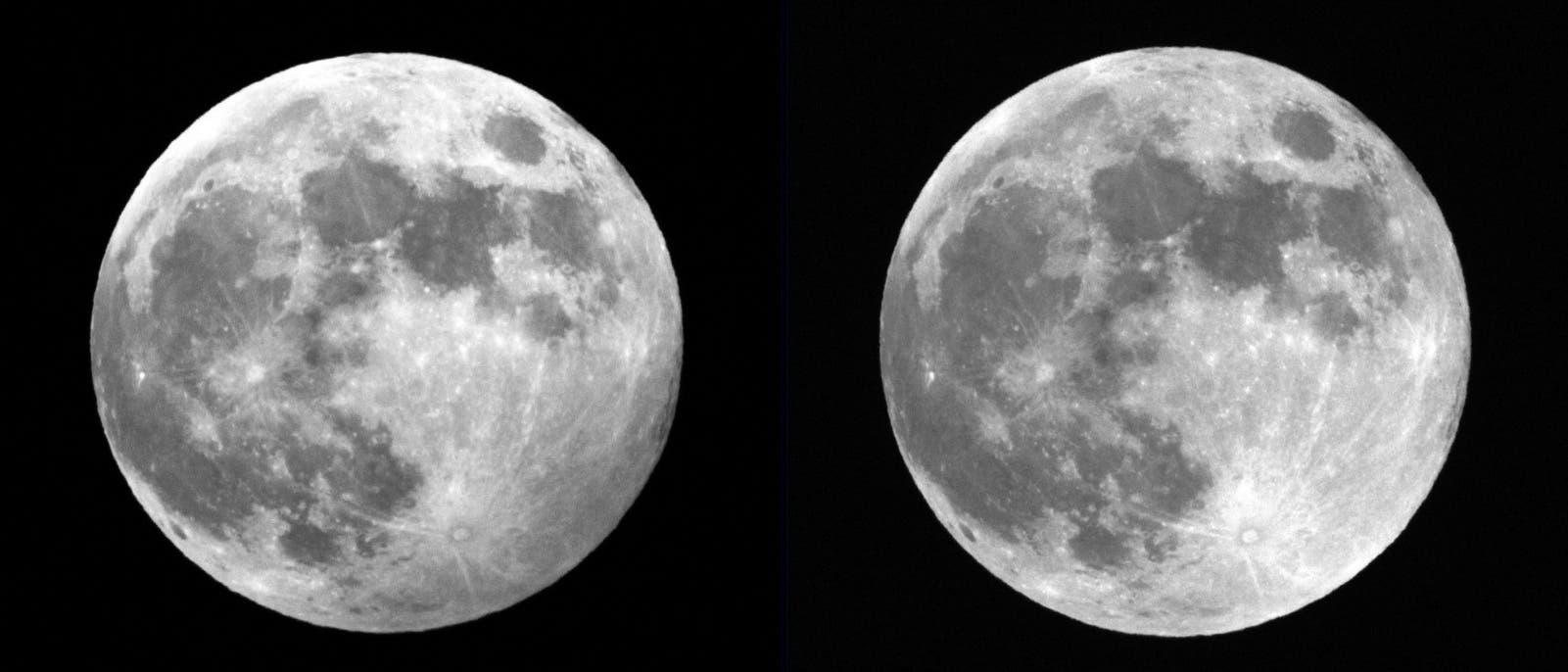 Partielle Halbschatten-Mondfinsternis 5. Juni 2020 (2)