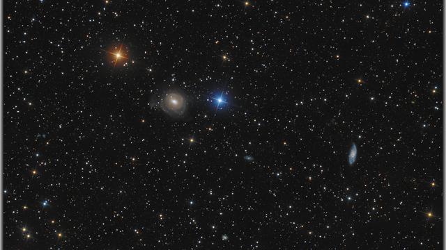 NGC 2655, NGC 2715 & NGC 2653