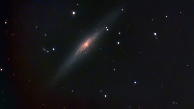 Spiralgalaxie NGC 2863