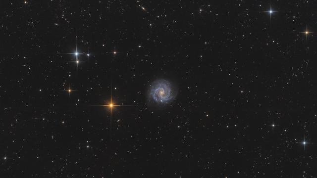 NGC 3184 Galaxie im Großen Bären