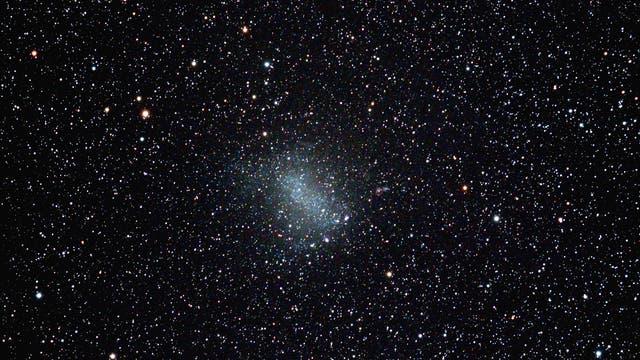 NGC 6822 - Barnards Galaxie