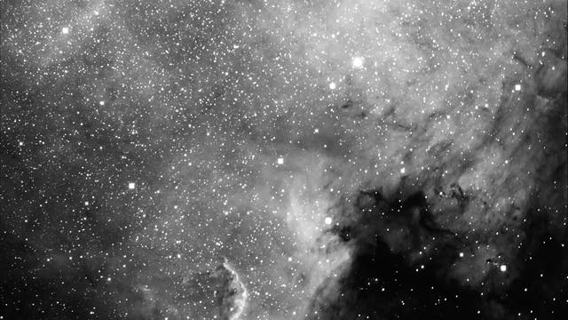 Nordamerika-Nebel (H-Alpha)
