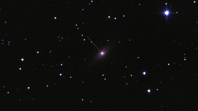 Typ Ia Supernova in NGC 7814