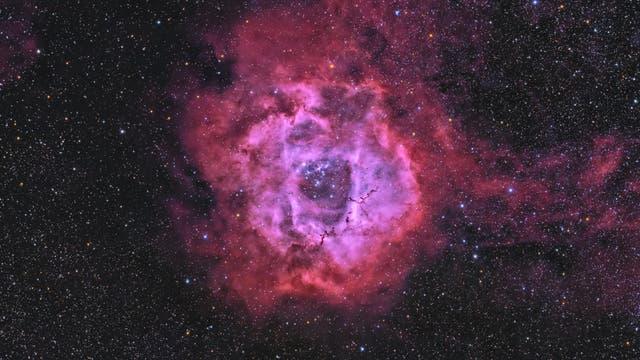 Rosettennebel – NGC 2237