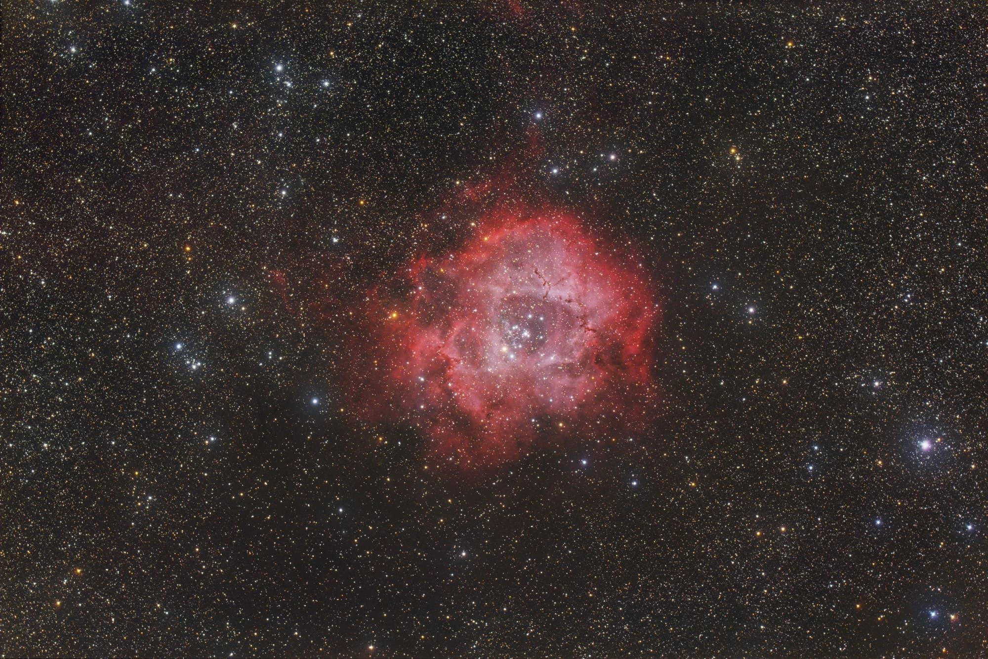 NGC 2244 im Widefield