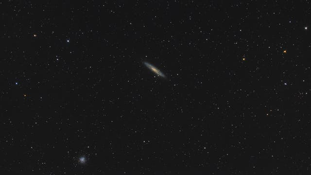 NGC 253 und NGC 288