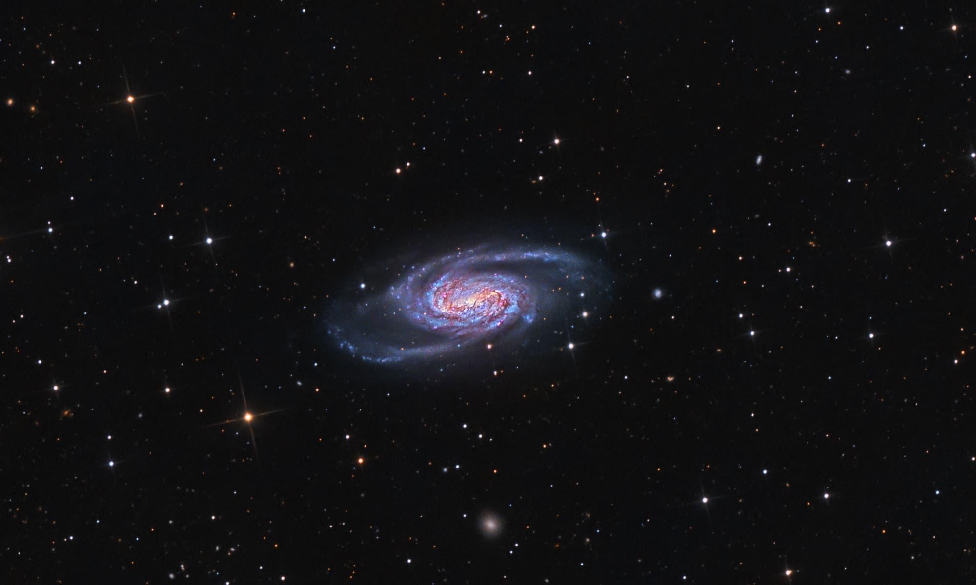 NGC 2903 – Balkenspirale im Löwen