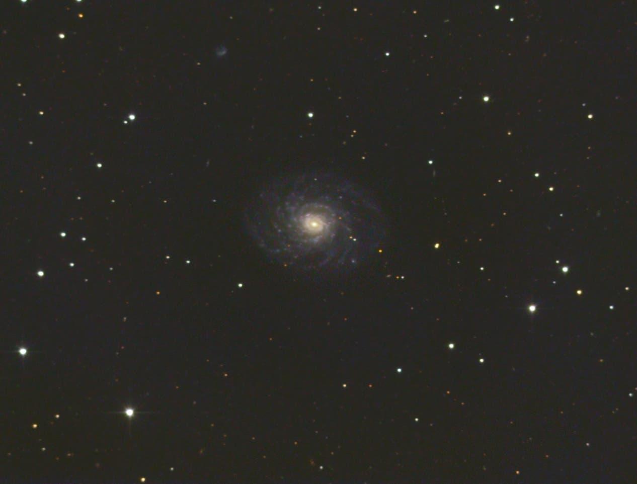 NGC 3486 in Leo Minor