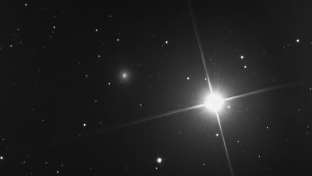 NGC 404 - Mirachs Geist