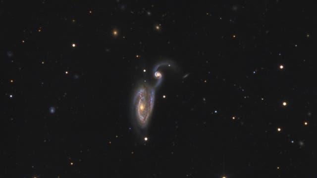 Arp 84 (NGC 5394/5395)