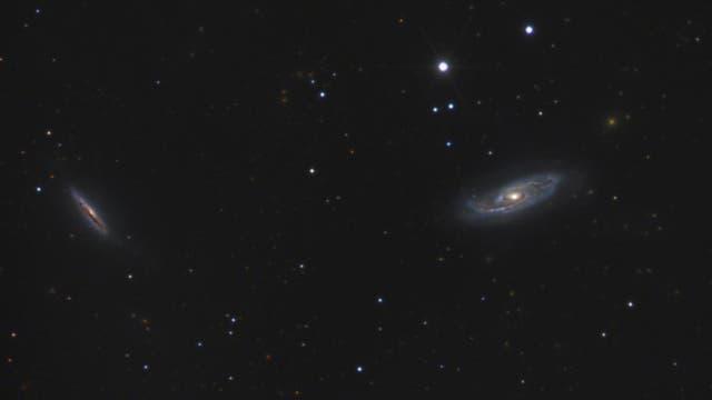NGC 5899 und NGC 5900
