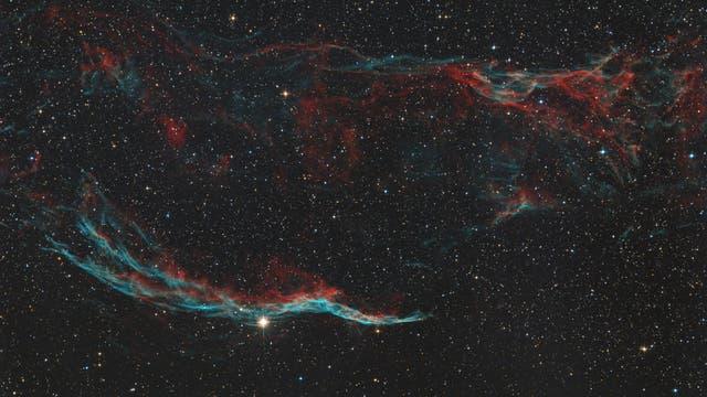 NGC 6960 Zirrusnebel