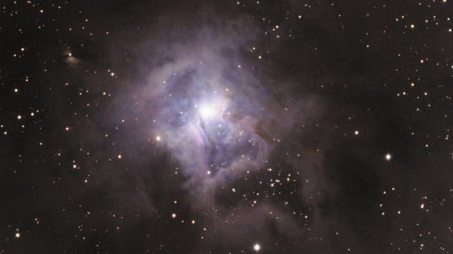 NGC 7023, the Iris Nebula