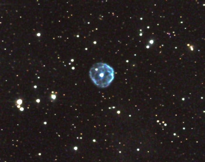 NGC 7094 - Planetarischer Nebel im Pegasus (2)
