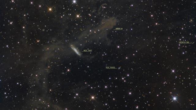 NGC 7497 Objektbezeichnungen