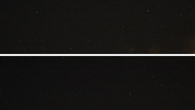 Vesta im Sternbild Löwe