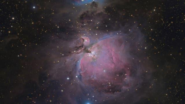 Der Orionnebel-Komplex