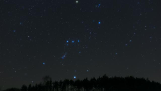 Himmelsjäger Orion