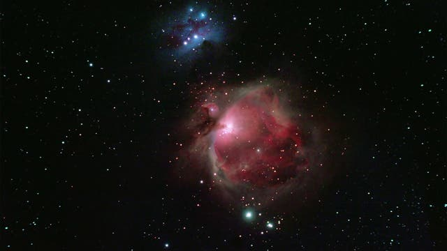 Orionnebel