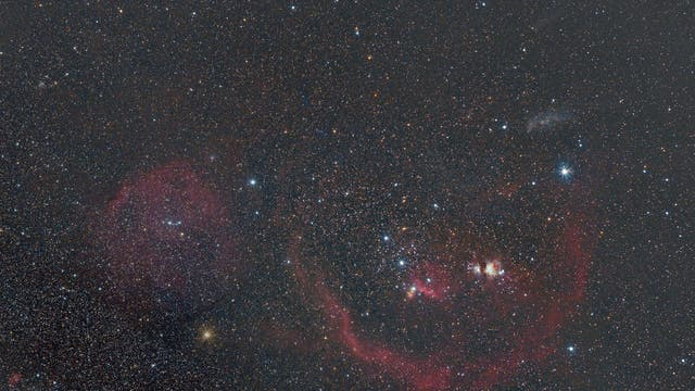 Orion Weitwinkel