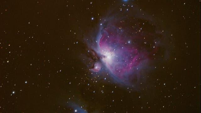 Orionnebel M 42